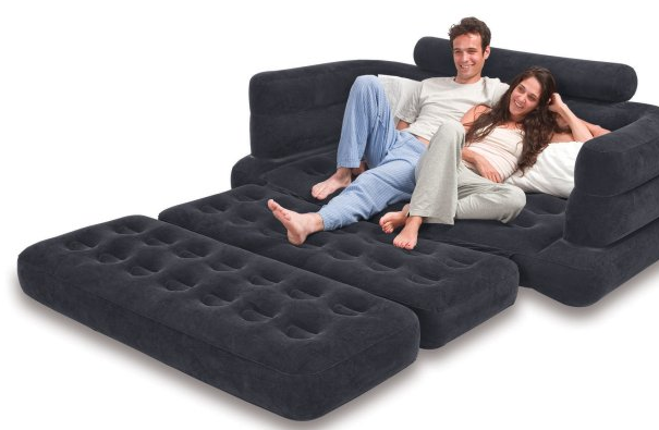 havalı yatak