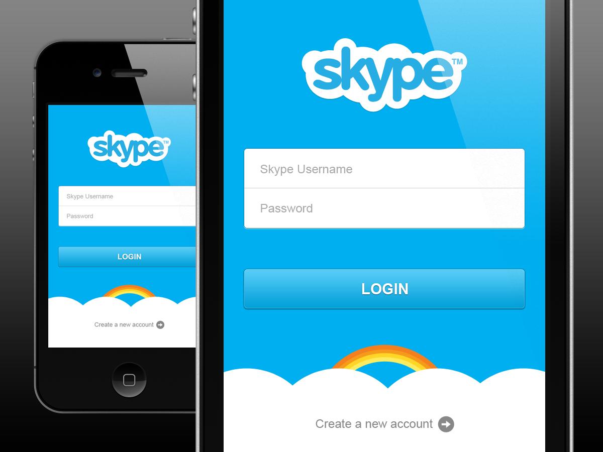 İos Skype Güncellemesi