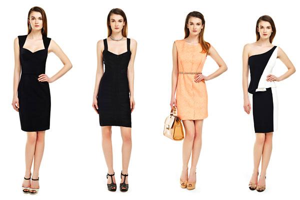 Yeni Sezon Bayan Elbise Modelleri
