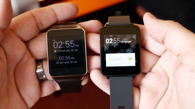 Samsung Gear Live teknoloji