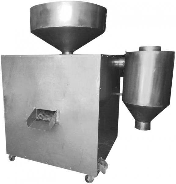fıstık soyma makinası