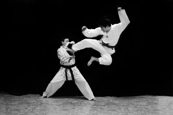 taekwondo sporu