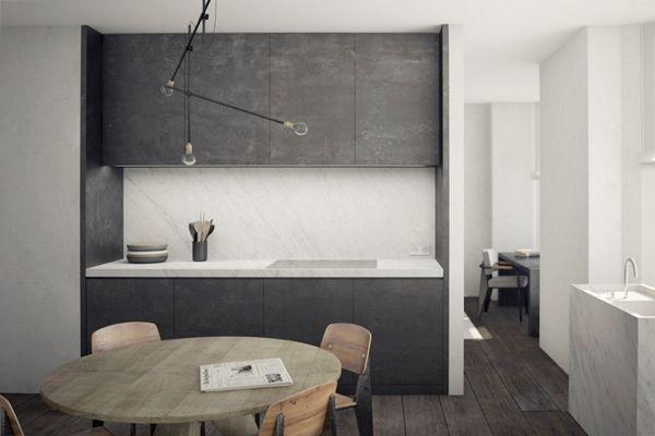 minimalizm dekor